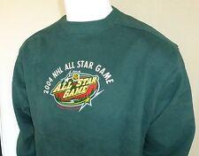 NWOT NHL All-Star Game, Minnesota 2004, Rare Classy Sweatshirt, Mens M, , Hockey