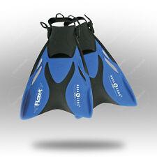 AQUA LUNG SPORT Flame Junior Kinder-Schwimmflossen 33-36 ABC Flosse verstellbar