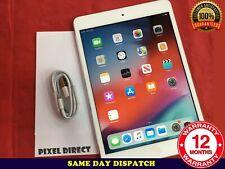 Un Apple iPad GRADE MINI 2 32GB, Wi-Fi+4G (Sbloccato), 7.9in Argento iOS 12-RIF 157