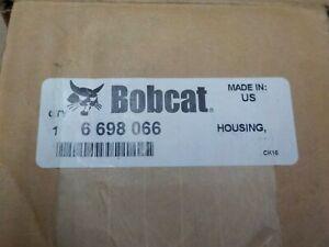 Bobcat 6698066 CARTRIDGE FILTER HOUSING, Genuine Bobcat.