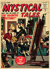 7992.Decoration Poster.Home room design art.Wall decor.Mystical tale comic cover