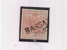 Z598-LOMB.VENETO-15 CENT BASSANO N° 5