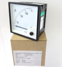 Deif eq96-x giratoria hierro instrumento amperíme electricidad cuchillo de-96w-150/1a-ip54 OVP