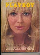 Playboy August 1969 / Penny James / Bunnies of Detroit / Ramsey Clark Interview