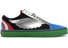 Vans Old Skool Marvel Avengers Shoes Mens 10 Suede