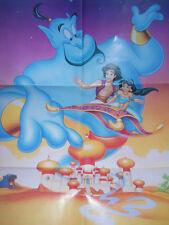"""7"""" - Peabo Bryson & Regina Belle Whole New World - Aladdin Special Poster # 2481"""