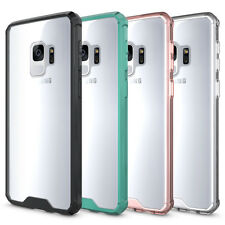 Samsung Galaxy S8 S9 Note8 iPhone 6 7 8 X Shockproof Clear Bumper Case US Seller