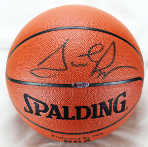 Scottie Pippen Signed Autographed Basketball UDA!