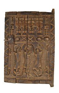 Dogon Door Wood Mali African Art