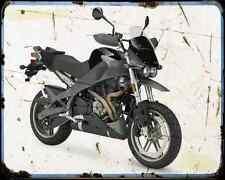 Buell Xb12X Ulysses 06 4 A4 Photo Print Motorbike Vintage Aged