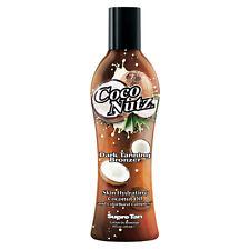 Supre  COCO NUTZ Dark Tanning BRONZER ~ with SKIN HYDRATING COCONUT OIL  8 oz