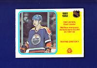 Wayne Gretzky LL HOF 1982-83 O-PEE-CHEE OPC Hockey #235 (VGEX+) Edmonton Oilers