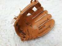 Rawlings MLB Signed Basesball Glove size 9 inch Derek Jeter printed signature