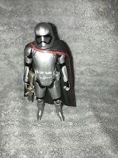 Hasbro Star Wars Episode VII Black Series 6 Inch Captain Phasma Action Figure