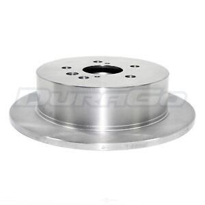 Disc Brake Rotor Rear IAP Dura BR31356