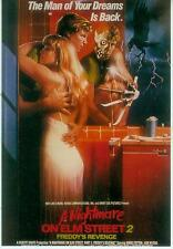 A Nightmare On Elmstreet Postcard: Film 2 Poster repro (USA, 1990)