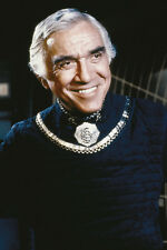 Lorne Greene Battlestar Galactica Color 11x17 Mini Poster