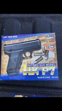 Airsoft HK P7 refined gun model,  Uses 9MM  BBS