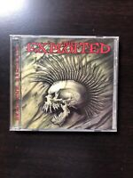 The Exploited Beat The Bastards CD Punk Rock Hardcore GBH Discharge UK Subs