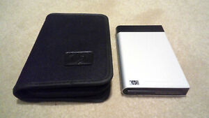 External HP Pocket Media Drive w/ Case | 500GB | Model # PD5000z