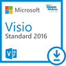 MICROSOFT VISIO STANDARD 2016 PRODUCT KEY AND DOWNLOAD LINK FOR 1 PC