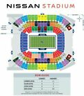 2 Tickets , Buffalo Bills @ Tennessee Titans 10/18 NFL Football Tickets MNF For Sale