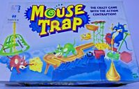 Vintage Classic Mouse Trap Board Game MB Games 1999 Hasbro Complete