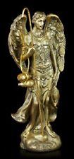 Kleine Erzengel Figur - Raphael - Fantasy Schutzengel Cherubim Deko Statue