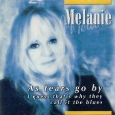 Melanie As tears go by (2002; 2 tracks, cardsleeve) [Maxi-CD]