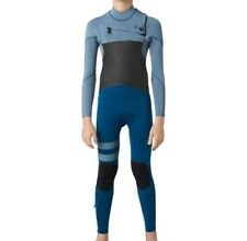 HURLEY Youth 3/2 ADVANTAGE PLUS CZ Wetsuit - 06F - Size 8 - NWT