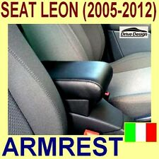 SEAT LEON (2005-2012) - bracciolo TOP per-accoudoir puor-mittelarmlehne