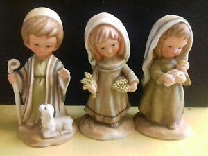 3 x Little Bible Friends By Lucas Enesco '