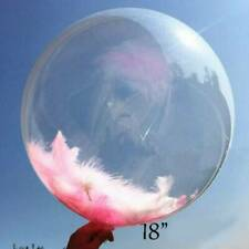 10 PCS Bobo Balloons PVC Transparent Balloon Wedding Birthday Party Decoration