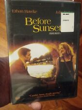 Sealed! Before Sunset Dvd Ethan Hawke Widescreen Brand New sealed