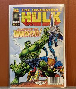 Incredible Hulk 449 Thunderbolts