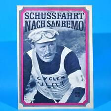 """2189 Film Für Sie 114/1969 DDR """"Schussfahrt nach San Remo"""" Bourvil Robert Hirsch"""