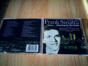Frank Sinatra - Dancing In The Dark - CD Album - 25 Great Songs - 1996 vgc+