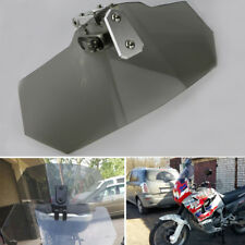 For HONDA NT700V NC700X Reflex Adjustable Windshield Screen Deflector Gray