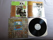 """THE OZARK MOUNTAIN-Self-titled a&m records Lp + """"Custom 6 Panel bookl"""