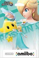 Nintendo Amiibo Super Smash Bros Rosalina Character WiiU 3ds