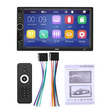 A7 Bluetooth 2Din 7in Touch Screen GPS Auto Stereo MP5 Player AUX AM FM Radio