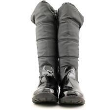 Botas de mujer Khombu de tacón medio (2,5-7,5 cm) de lona