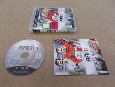 PS3 Playstation 3 PAL Spiel FIFA 11 mit Box Anleitung