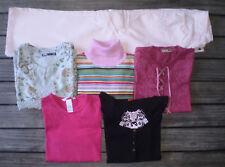 Lot Vêtement fille Pull Pantalon Tunique T-shirts * DPAM - CFK - H&M...*   8 ans