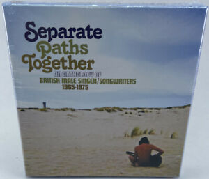 Separate Paths Together - An Anthology Of British Male Singer - New & Sealed 3CD