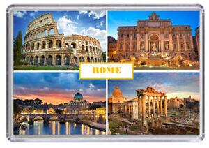 Rome Fridge Magnet