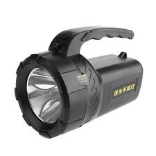 Rechargeable Flashlight Led Spotlight Searching Night Lamp Torch Emergency Light