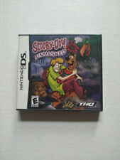 Scooby-Doo! Unmasked Nintendo DS 2005 US English Factory Sealed