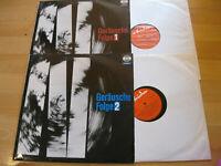 2 LP Geräusche Folge 1 & 2 Vinyl Ariola 70 436 IU & 70 434 IU