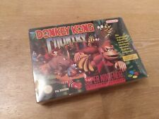 SNES: Donkey Kong Country mit OVP